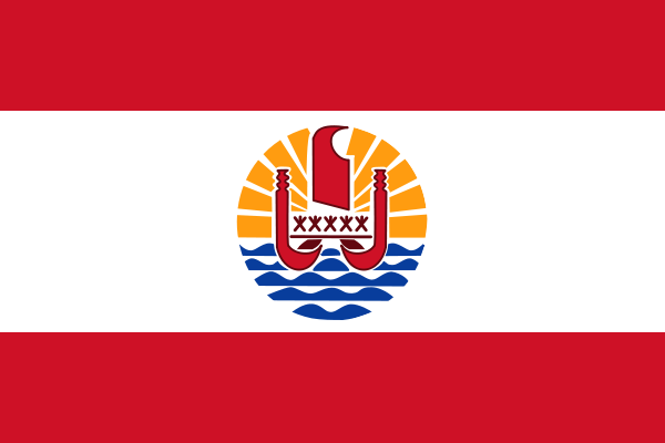 french polynesia flagge